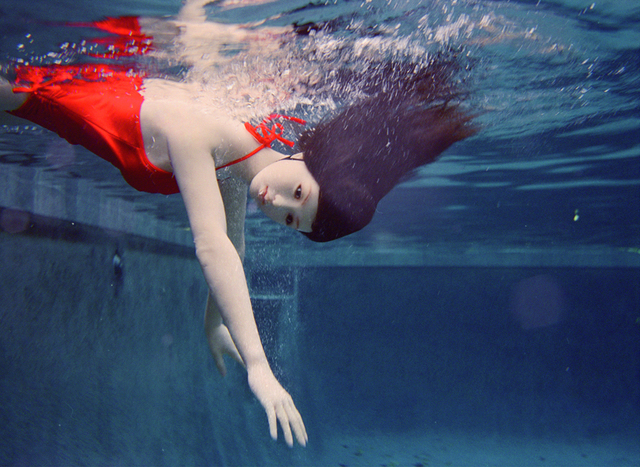 Laurie Simmons, 'The Love Doll / Day 24 (Diving),' 2010, Salon 94
