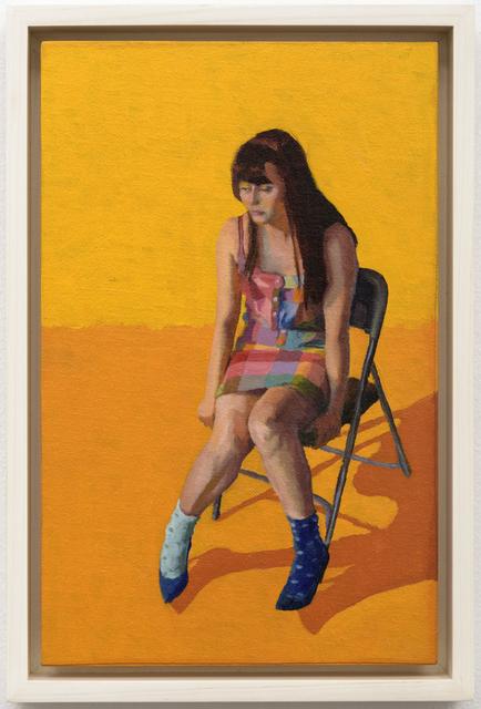, 'Zara Study 2,' 2013, Lora Schlesinger Gallery