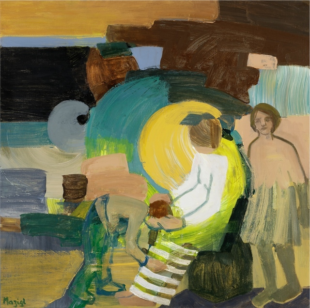, 'La roue de la vie,' 2016, Art On 56th