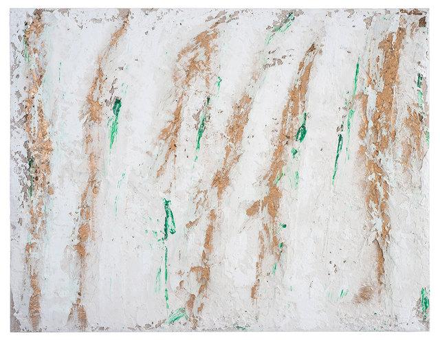 , 'Opera White & Green ,' 2013, Contini Art UK