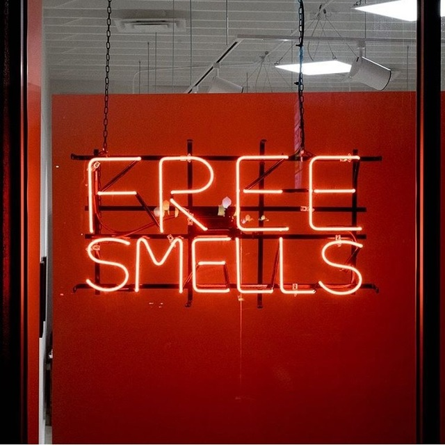 , 'Free Smells (Neon),' 2016, Open Mind Art Space