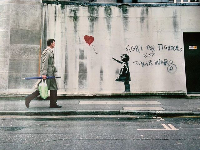 Banksy, 'BANKSY- BALLOON GIRL EXHIBITION POSTER BY STEVE LAZARIDES UK EXCLUSIVE', 2018, Arts Limited