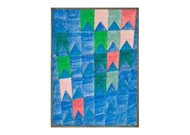 Alfredo Volpi, 'Untitled', ca. 1970, Galeria Marília Razuk
