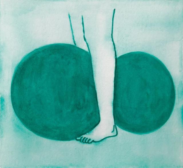 , 'Ballon Vert, 绿色球,' 2018, Tong Gallery+Projects