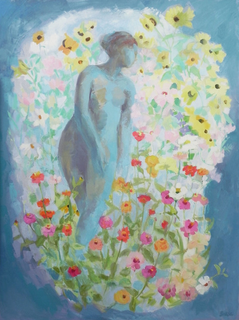 Teresa Baksa, 'In a Cloud of Flowers', 2015, Miller White Fine Arts