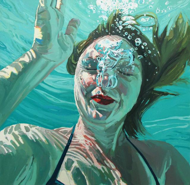 , 'Release,' , Sirona Fine Art