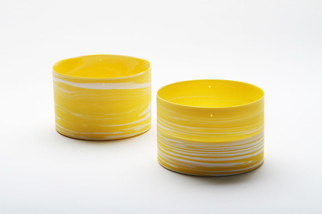 Inhwa Lee, 'Shadowed Color: yellow cylinder set,' 2013, Gallery LVS