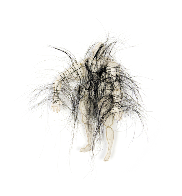 , 'Hairy Man #1,' 2013, Arthur Roger Gallery