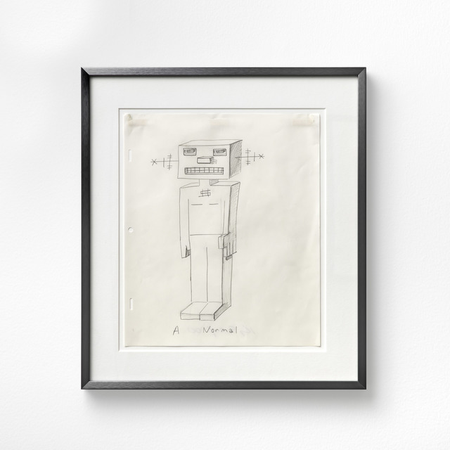 Kenny Scharf, 'A Normal', 2001, Kantor Gallery