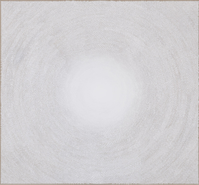 , 'White Dome V,' 2010-2011, Gagosian