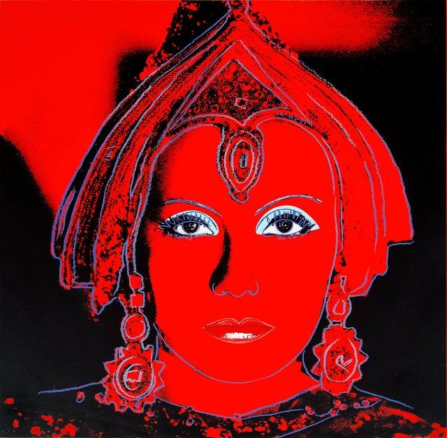Andy Warhol, 'The Star (Greta Garbo)', 1981, OSME Fine Art