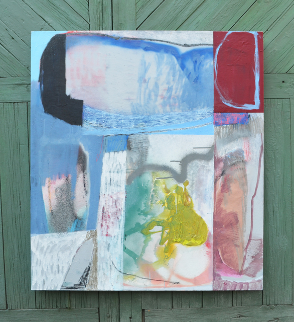 , 'Untitled-,' 2018, KOLLY GALLERY