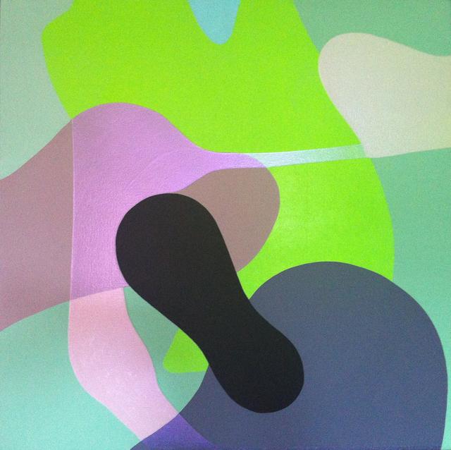 , 'Green Machine,' 2014, Herringer Kiss Gallery