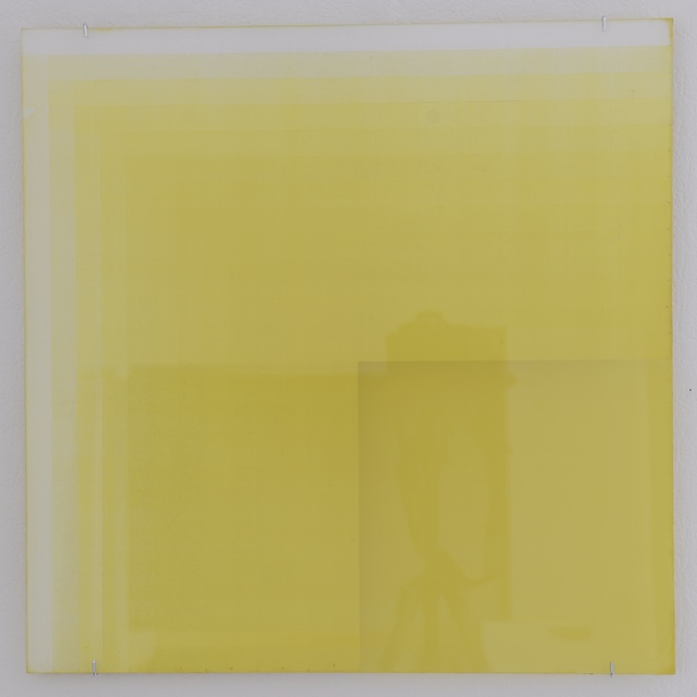 , '38 nuances-rv jaune,' 2018, Tong Gallery+Projects