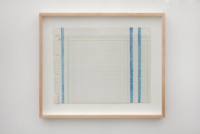 , 'Letter from Home #10,' 2015, Josée Bienvenu