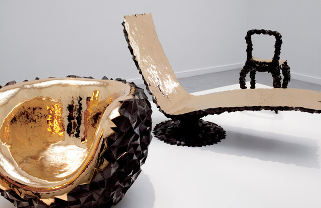 , 'Rock Furniture,' 2004, Museum of Arts and Design