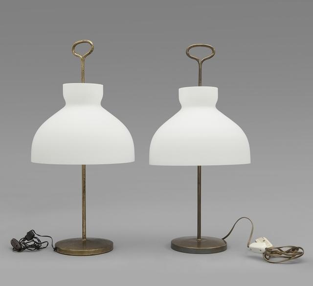 Ignazio Gardella, 'A pair of 'Arenzano' table lamps', 1956, Aste Boetto