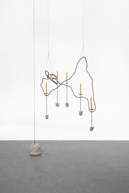 , 'Steel Roots VI,' 2018, Slete Gallery