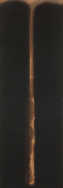 , 'Umber-Blue,' 1977, PKM Gallery