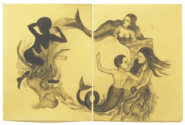 , 'El viaje de Olokum,' 2013, Galeria Senda