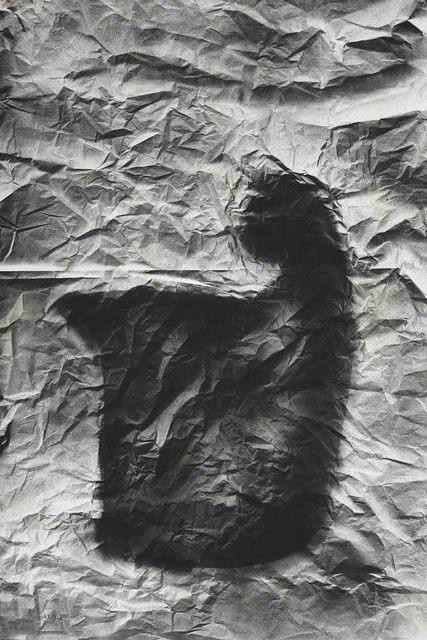 , 'QAF/SEATED FIGURE (CONVULSIONS SERIES),' 1977, Mark Hachem Gallery