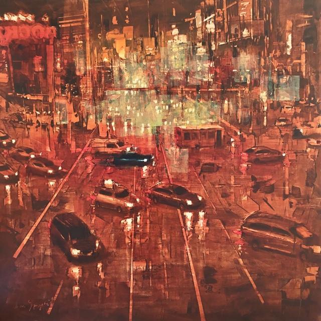 , 'Dispersion,' 2019, GALLERI RAMFJORD