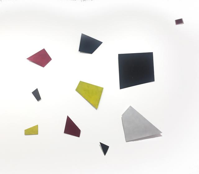 , 'Élements,' 2008, Galeria Raquel Arnaud