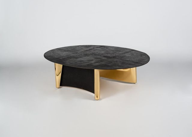 , 'Anahit, Contemporary Oval Coffee Table,' 2017, Maison Gerard