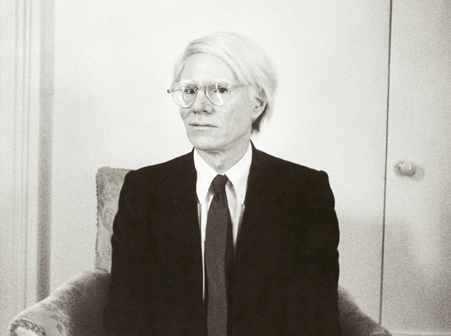 , 'Andy Warhol,' 2017, Alfstad& Contemporary