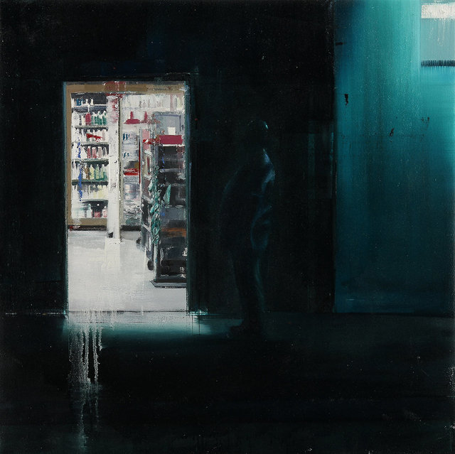 , 'Waiting #233,' 2015, Hashimoto Contemporary