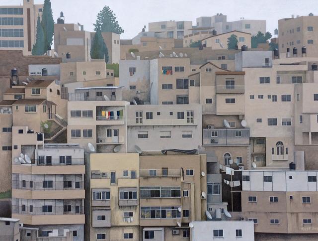 , '769 Israeli Series: Dishes in the Desert Morning Light,' 2015, Dolan/Maxwell