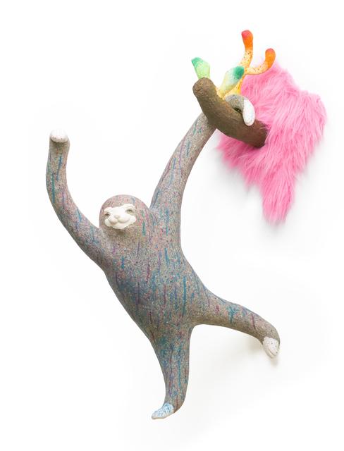 , 'Sloth in Rainbow Rain Village,' 2016, Liang Gallery