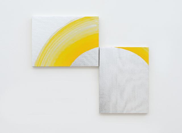 , 'Corona,' 2014, Galerie Thomas Bernard