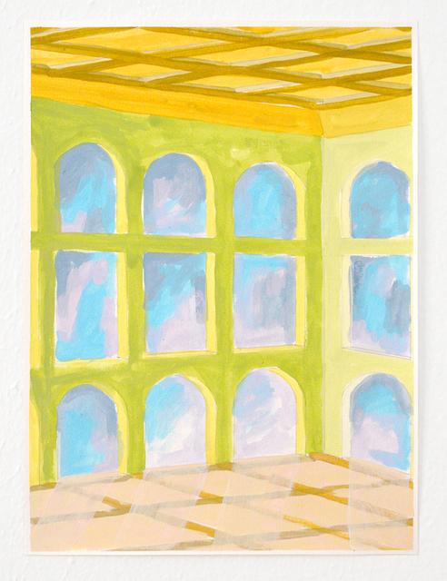 , 'Study Alberti,' 2016, Galleri Urbane