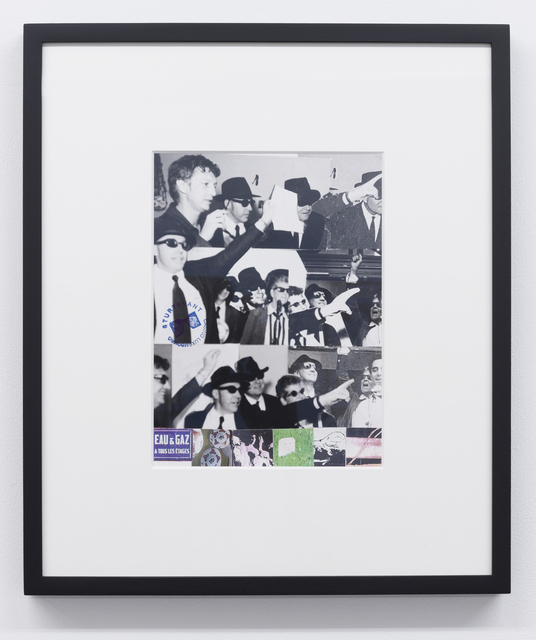 , 'Ça va aller (Casino Luxembourg),' 1999, Simon Lee Gallery