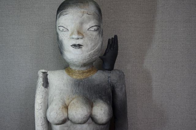 , 'Figure-7,' 2016, Yiri Arts