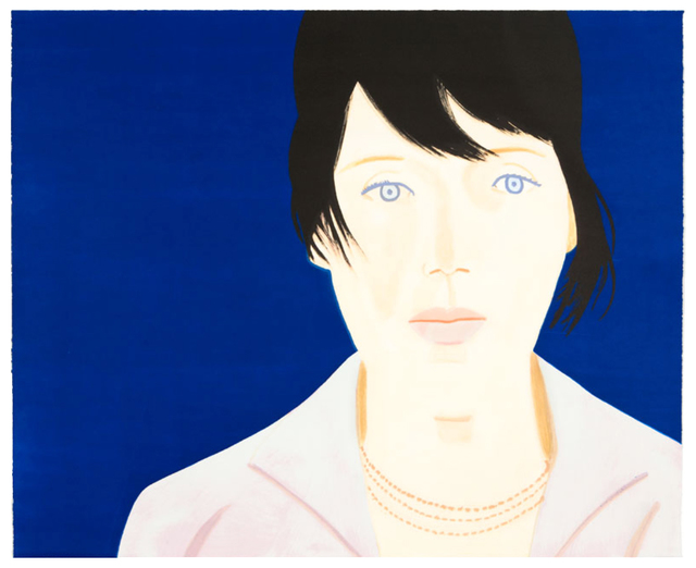 Alex Katz, 'Kym ', 2011, Lyndsey Ingram
