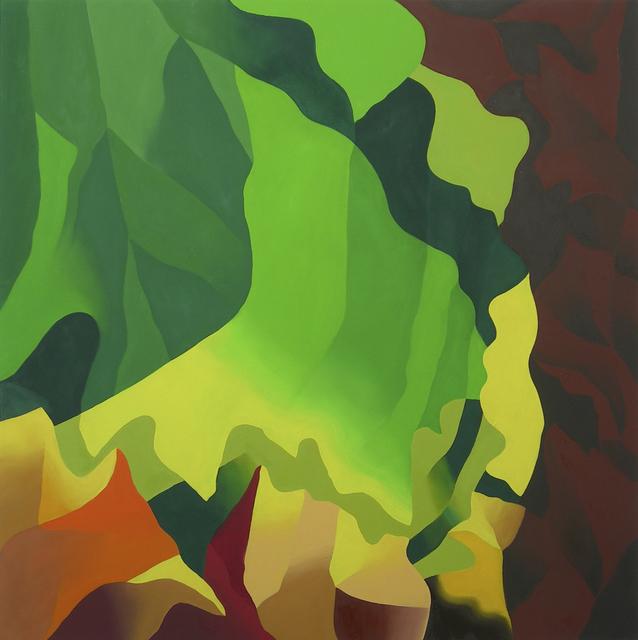 , 'Maple Leaf,' 2014, Morgan Lehman Gallery