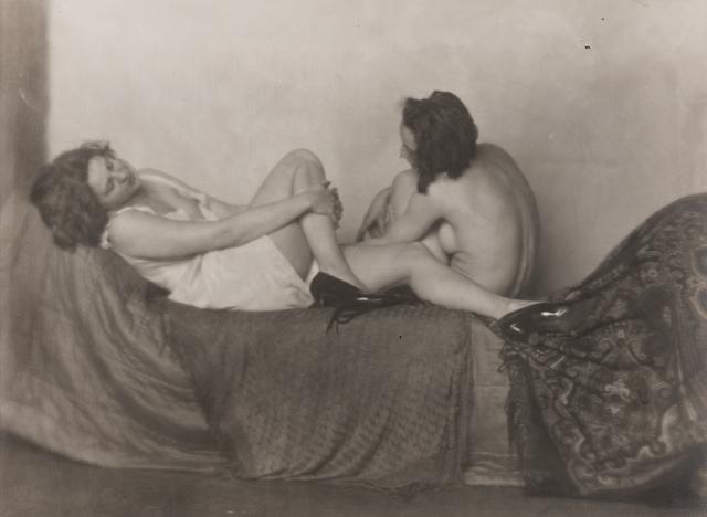 , 'Nudes ,' 1924, Jeu de Paume