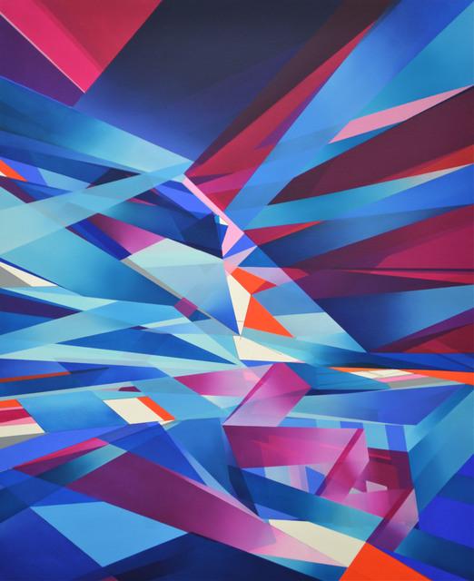 , 'Horizon Lines,' 2016, Jonathan Ferrara Gallery