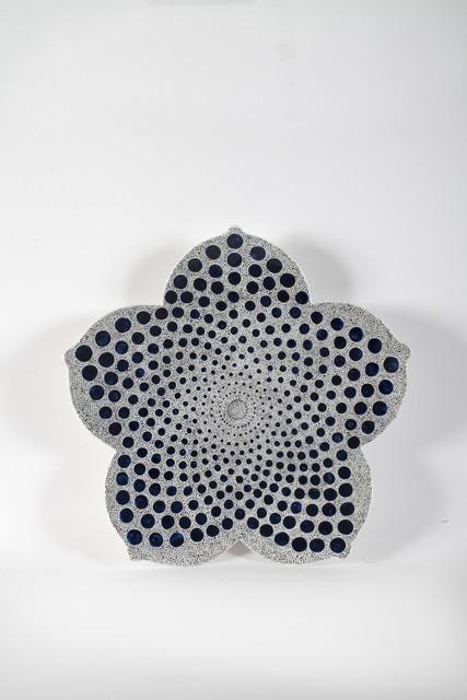, 'Half Tone Flower,' 2018, Galerist