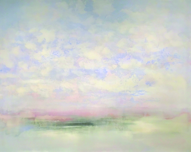 , 'The Diaphanous Dawn,' 2018, West Branch Gallery