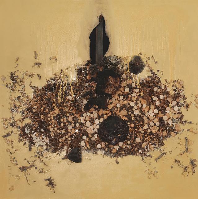, 'Shennong's Herbal Classic of Materia Medica I 神农本草1 ,' 2018, Harmony Art Gallery