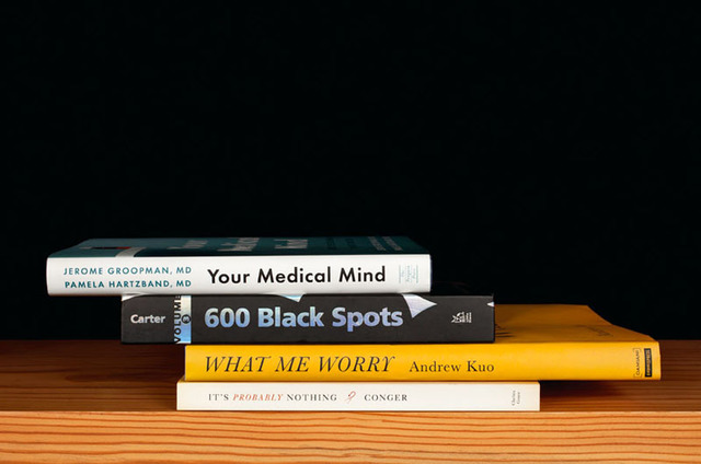 "Nina Katchadourian, 'Your Medical Mind from ""Family Gathering"" (""Sorted Books"" project, 1993--ongoing)', 2013, Catharine Clark Gallery"