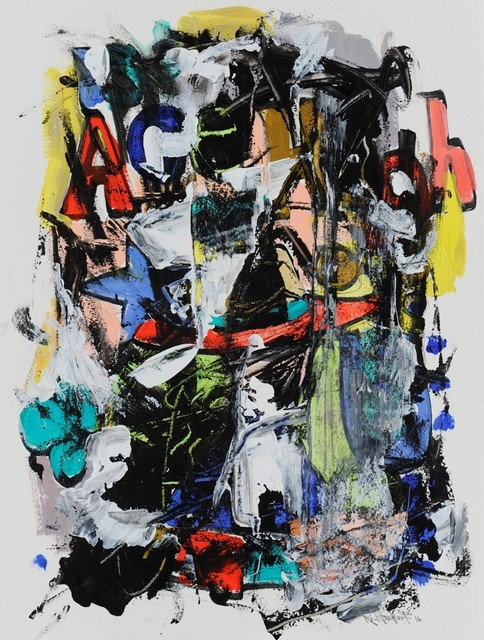 , 'Graffito / Aces,' , Visions West Contemporary