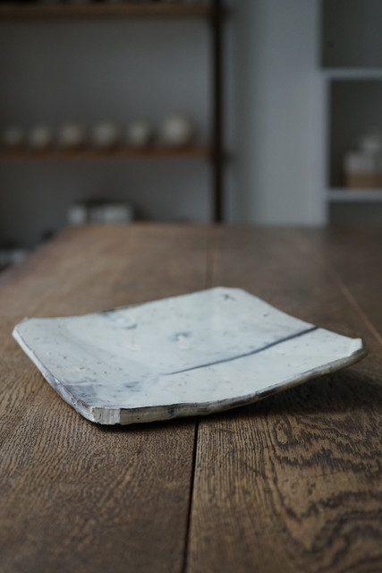 , 'Plate (Kohiki-Style),' , Kami ya Co., Ltd.