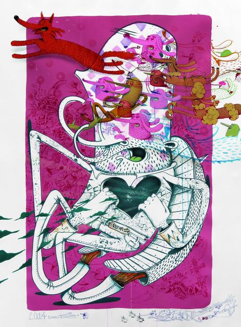 , 'Zorro Tigre,' 2014, KOLLY GALLERY