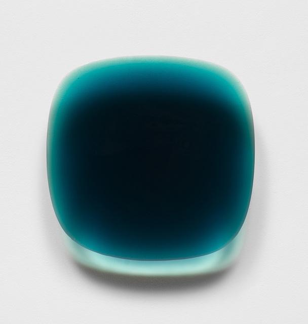 , 'Depression Elevations (TV Skylight turquoise II),' 2018, Galerie nächst St. Stephan Rosemarie Schwarzwälder