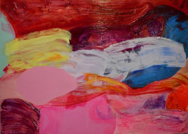 , 'Violet Eclipse,' 2018, Van Der Plas Gallery