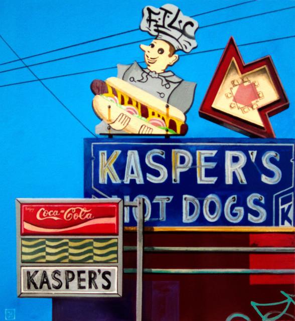 , 'Kasper's,' 2012, Hashimoto Contemporary